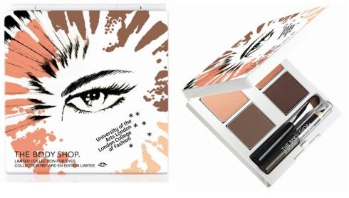 The Body Shop Spring 2011 Boho Beauty palette