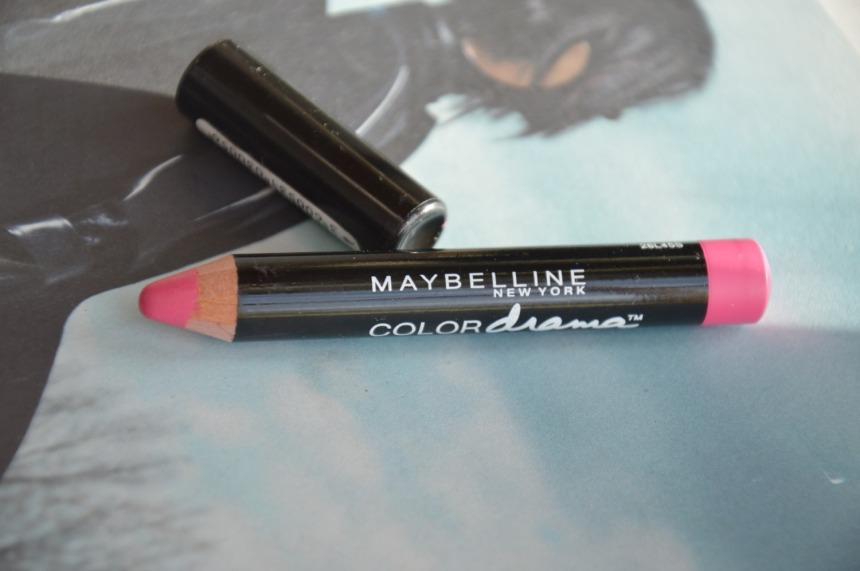 maybelline color drama 3