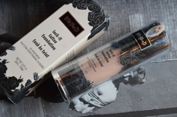 kat von d lock it foundation review 5