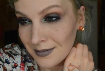 grunge makeup 2