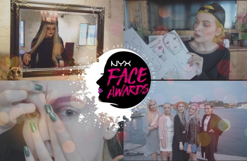 NYX Nordic Face Awardsblaður!