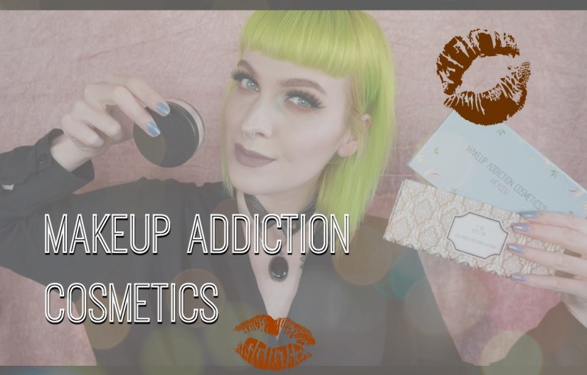 Myndband: Makeup AddictionCosmetics