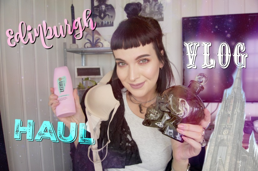 Myndband: Edinborg Haul/Try on/vlog